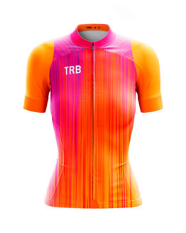 camiseta ciclismo mujer